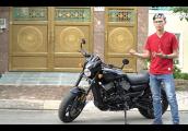 [Video] Hướng dẫn cách dắt và đỗ xe mô tô phân khối lớn đúng cách